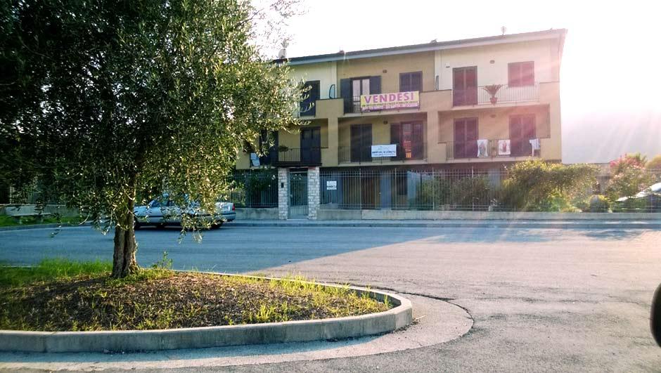 Villa a schiera con giardino provincia di Avellino