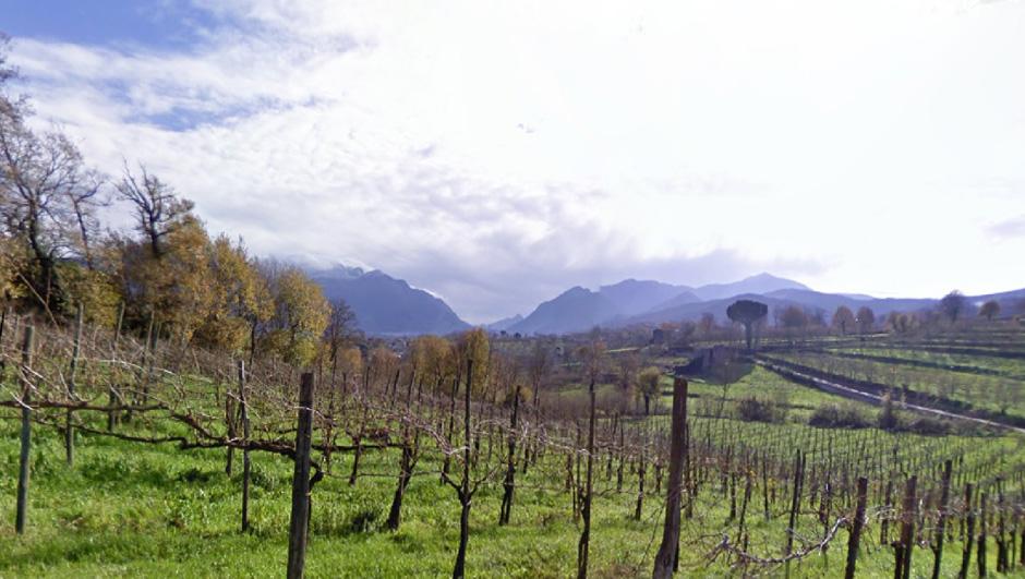 Casa nel verde provincia di Avellino