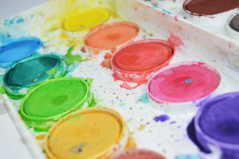 significato colori arredamento casa