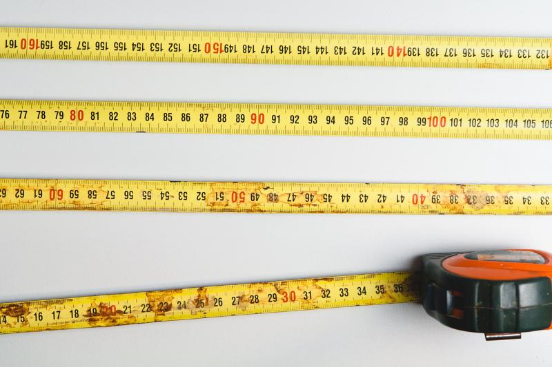 Cambiare casa: quanti metri quadri?