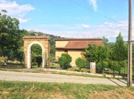 Casa indipendente con terreno a Montemiletto