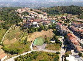 Terreno edificabile nel centro del paese a Montemarano