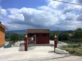 Casa singola con terreno a Montemiletto
