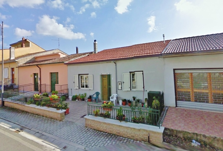 casa a schiera con terrazzo provincia di Avellino