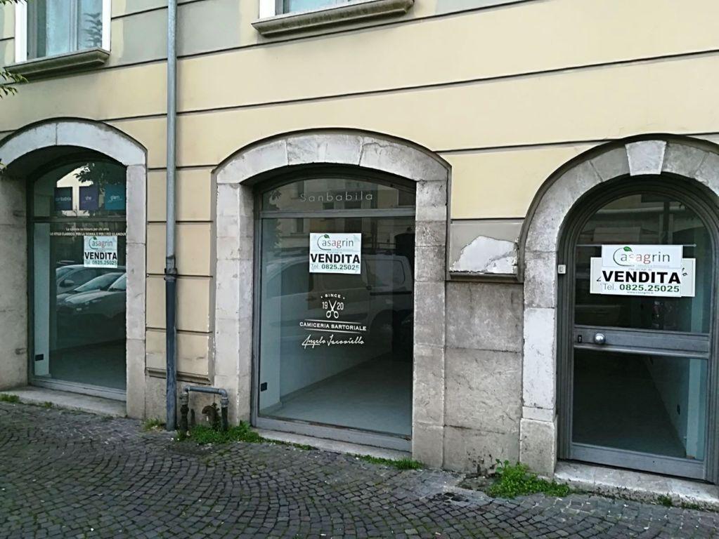 locale commerciale nel centro storico di Avellino