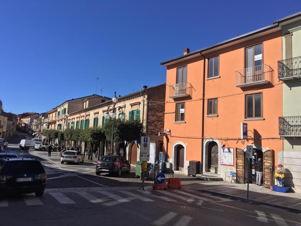 Fabbricato indipendente al centro di Montefalcione ...