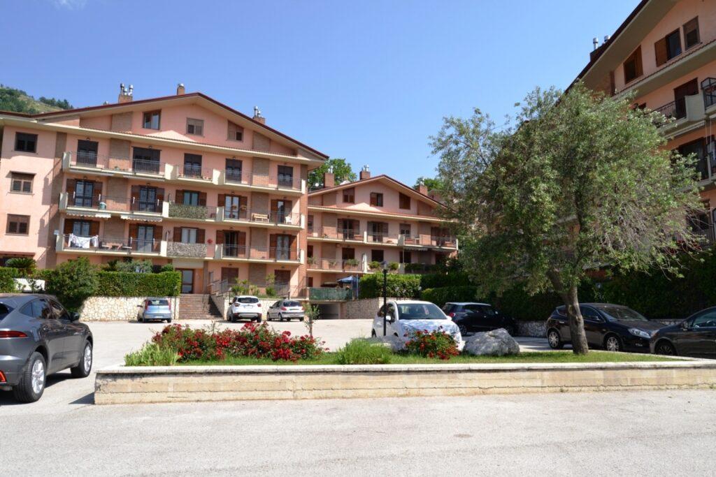 Splendido appartamento di 90mq con giardino